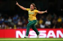 Nadine de Klerk is ecstatic after taking a wicket, Australia v South Australia, Women's T20 World Cup, semi-final, March 5, 2020