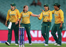 Nadine de Klerk finished with 3 for 19, Australia v South Australia, Women's T20 World Cup, semi-final, March 5, 2020