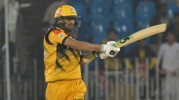 Shoaib Malik pulls stylishly