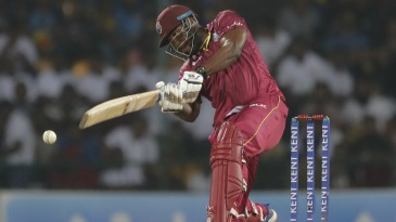 It rained sixes with Andre Russell at his destructive best