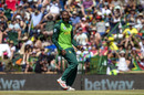 Andile Phehlukwayo claimed the wicket of Steven Smith, Australia v South Africa, 3rd ODI, Potchefstroom, March 7, 2020