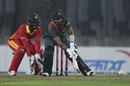 Liton Das showed off his 360 degree game, Bangladesh v Zimbabwe, 1st T20I, Dhaka, March 9, 2020