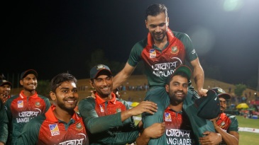Mashrafe Mortaza played a key role in reviving the careers of Tamim Iqbal and Mahmudullah