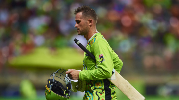 Alex Hales has not played for England since his deselection from their World Cup squad