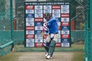 Faf du Plessis tunes up in the nets, Dharamsala, March 11, 2020