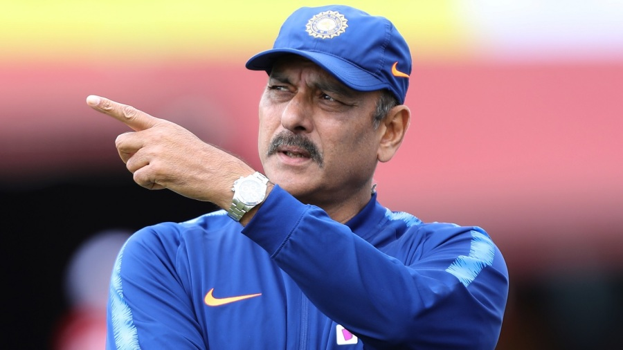 Forced break a 'welcome rest' for India players - Ravi Shastri