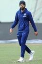 Virat Kohli in a pensive mood, India v South Africa, 1st ODI, Dharamsala, March 12, 2020
