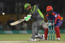 Sohail Akhtar goes on the attack, Karachi Kings v Lahore Qalandars, Pakistan Super League, Karachi, March 12, 2020