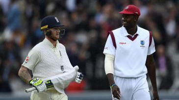 West Indies last toured England in 2017
