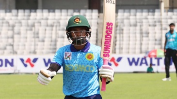 Mushfiqur Rahim brought up his 12th List A ton