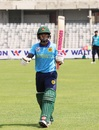 Mushfiqur Rahim brought up his 12th List A ton, Abahani Limited v Partex Sporting Club, Dhaka Premier League, Dhaka, March 15, 2020