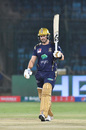 Shane Watson acknowledges his half-century, Karachi Kings v Quetta Gladiators, PSL 2020, Karachi, March 15, 2020