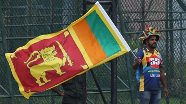 Domestic matches were allowed to go on in Sri Lanka till March 16