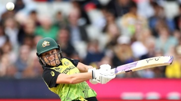 Alyssa Healy embodied Australia's fearlessness in the final