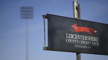Leicestershire had a miserable season in 2019