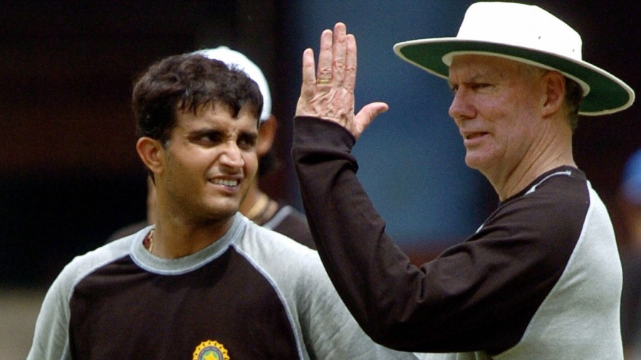 Chappell and India. You can't ask for a more compelling plot or cast of characters.