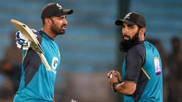 Misbah-ul-Haq says the break from the game will 'spark more hunger' in players