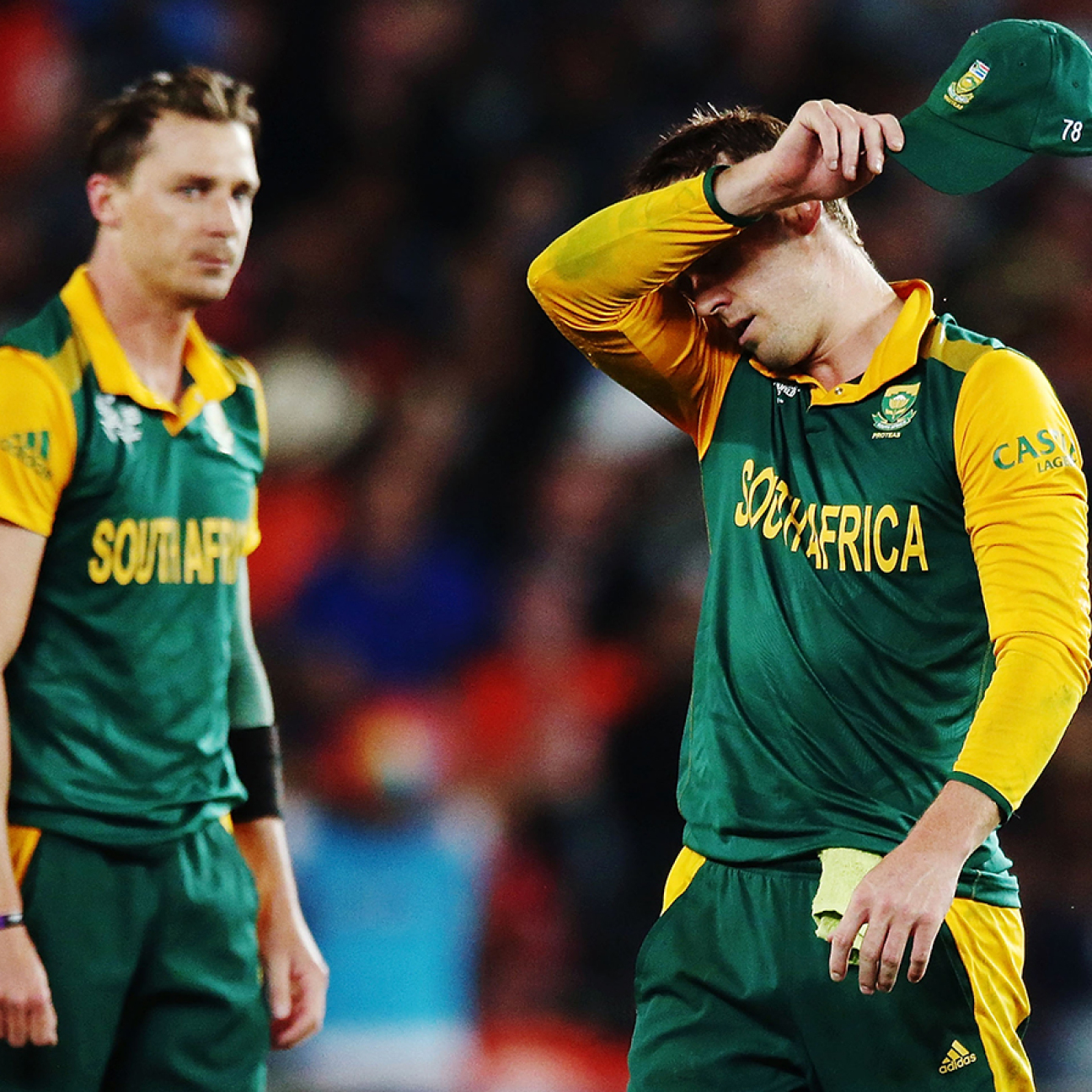 Full Scorecard of South Africa vs New Zealand 1st Semi-Final 2014/15 -  Score Report   ESPNcricinfo.com