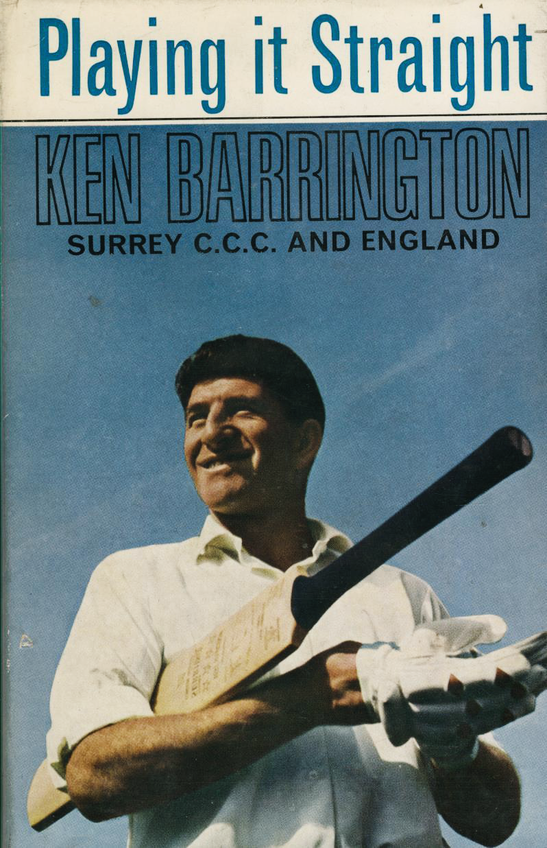 There was muted reception for Barrington's book, unlike Trescothick's, which was warmly received and commended for shining light on an issue that cricket wasn't accustomed to confronting