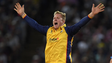 Simon Harmer has starred for Essex since signing in 2017