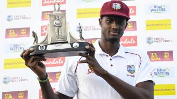 West Indies won the Wisden Trophy in 2019