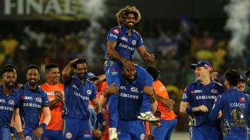 Lasith Malinga - a big reason for Mumbai Indians being the winningest team
