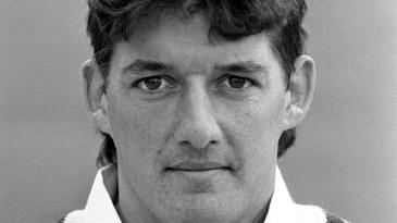 Ian Folley of Lancashire