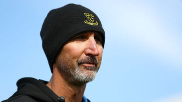 Jason Gillespie is back home in South Australia
