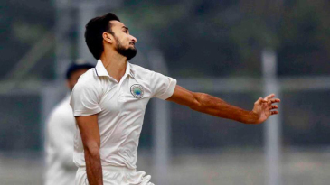 Patel analysed every ball he bowled in the 2018-19 Ranji season on video to improve