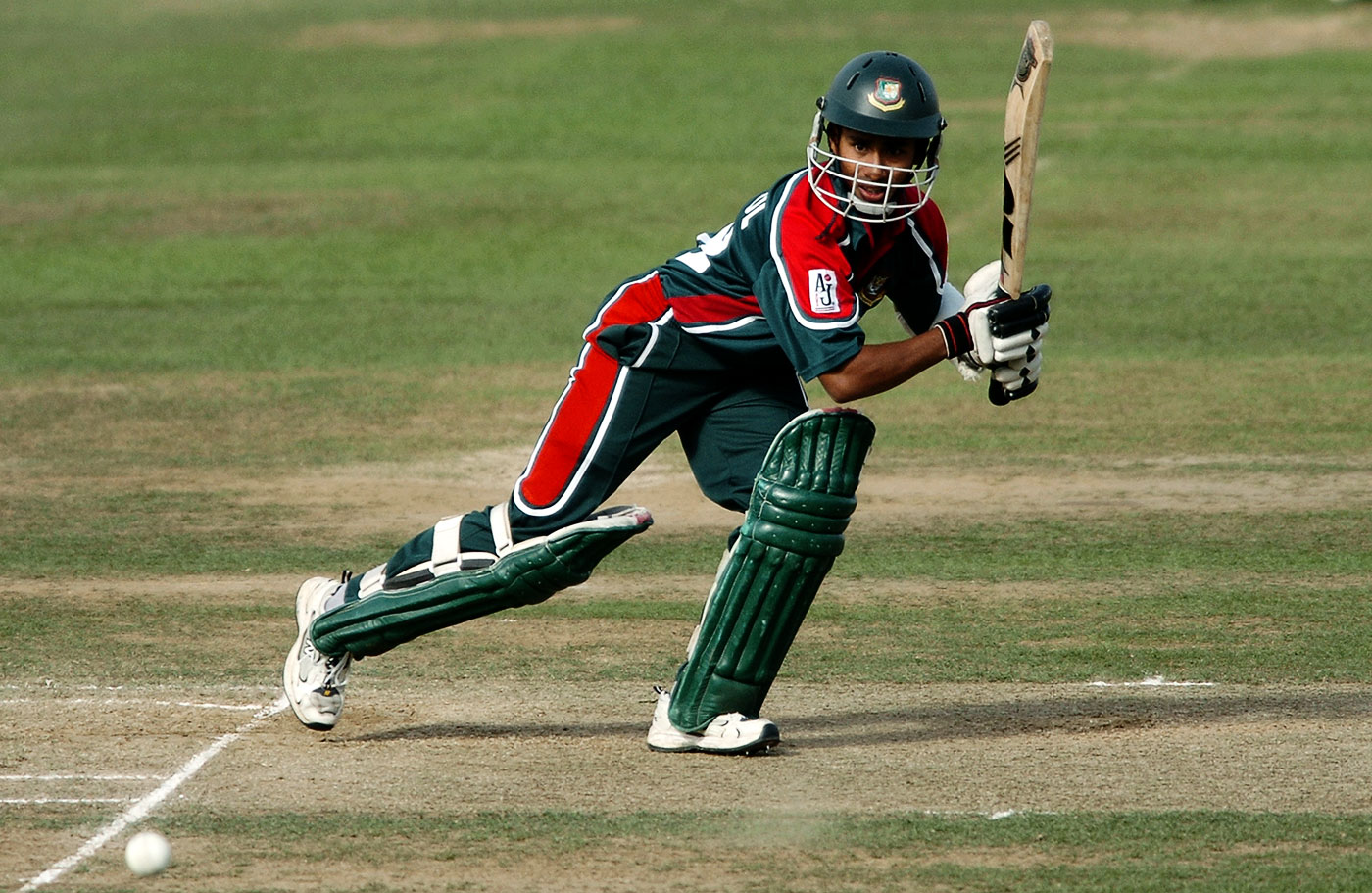 Mohammad Ashraful's fifty was the fastest by a Bangladesh batsman at the time