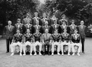 Ian Chappell and his Australian side pose for a team photo, Manchester, June 8, 1972