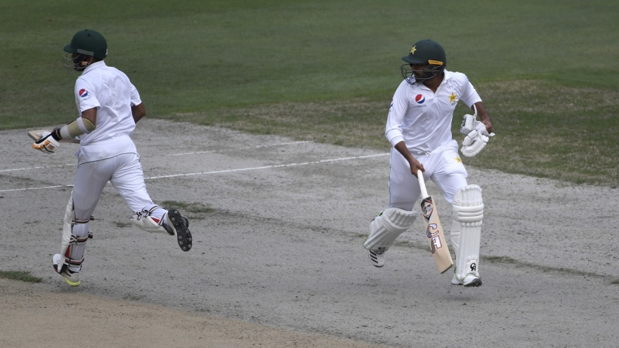 Who would you back to dislodge Babar Azam and Haris Sohail on a slow, flat pitch?
