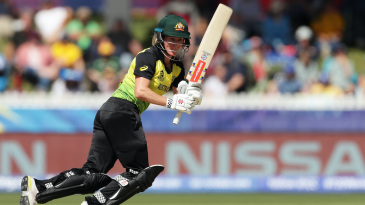 Beth Mooney was the leading run-scorer at the T20 World Cup