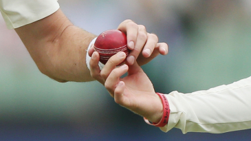 How would you shine the cricket ball in the time of Covid-19?