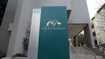It has been a difficult couple of weeks at Cricket Australia