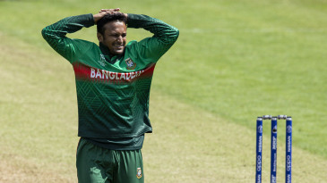 Shakib Al Hasan is serving a ban for failing to report Deepak Agarwal's approaches