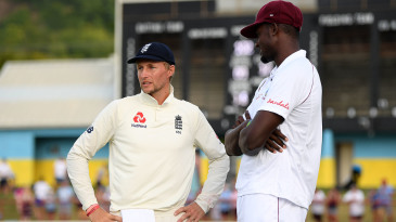 Joe Root and Jason Holder have been involved in discussions about West Indies' tour