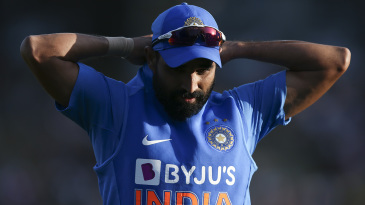 Mohammed Shami had a host of personal issues to deal with in 2018