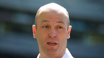 Australia Cricketers' Association chief executive Alistair Nicholson