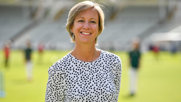 ECB managing director of women's cricket Clare Connor