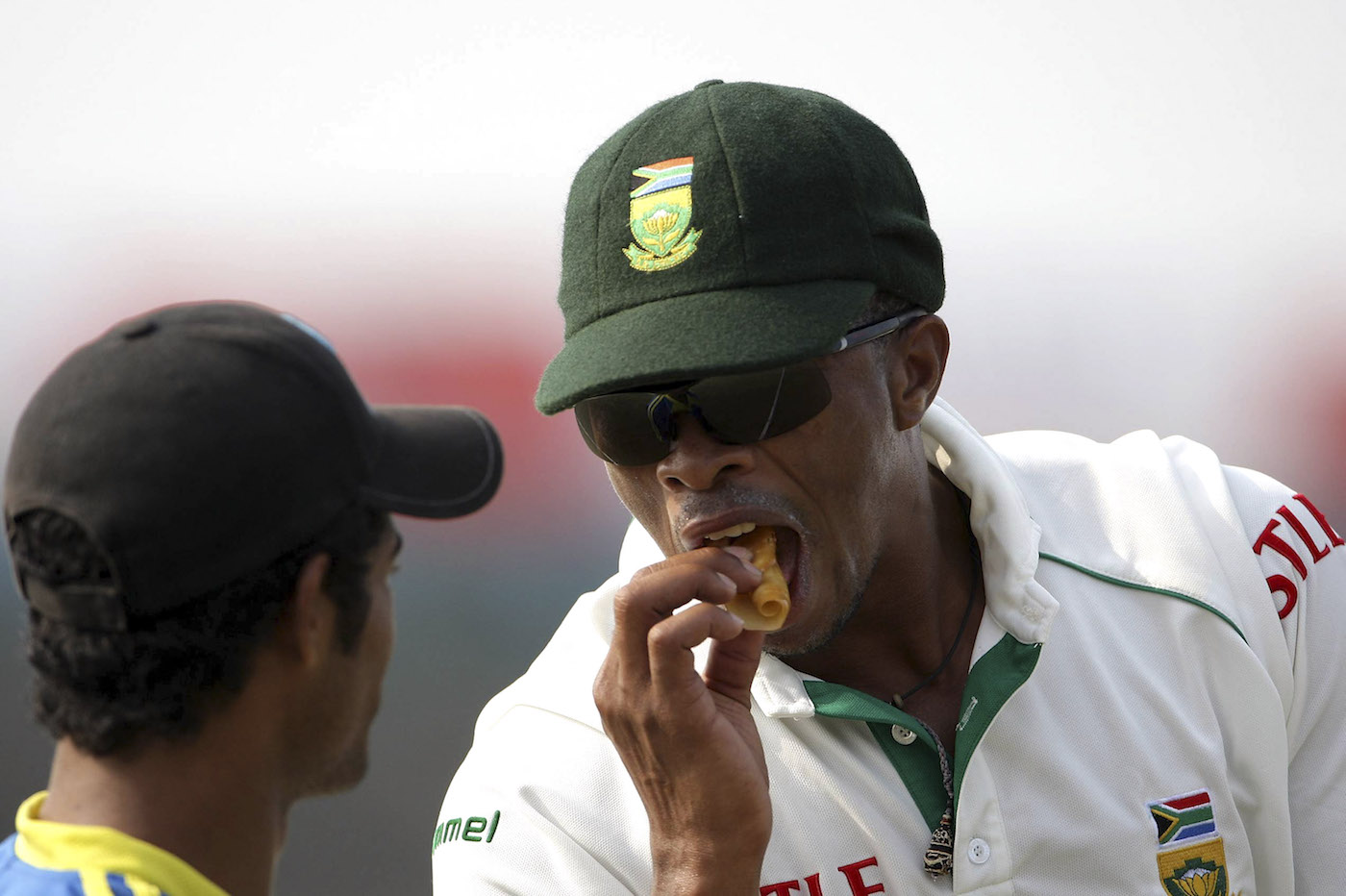 Animal instinct: Makhaya Ntini's reasons to go vegetarian had more to do with practicality and convenience, but he feels fitter for the change