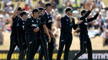 Under the author's adaptation of the ELO system, New Zealand are No.1 in ODIs, with a rating of 0.604 to England's 0.591