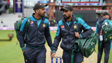 Wahab Riaz and Mohammad Amir have lost their central contracts