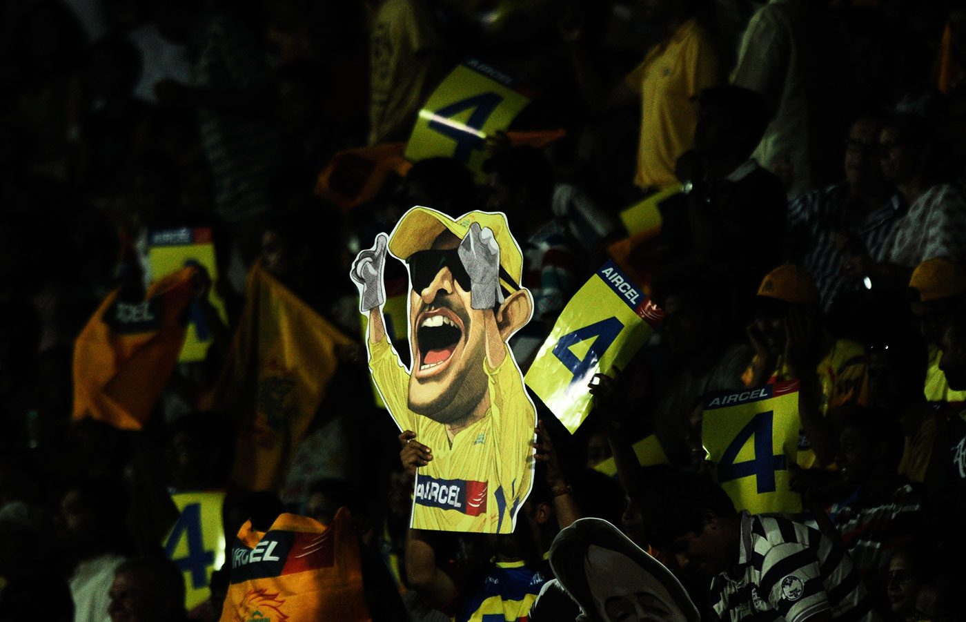 How will Chennai Super Kings' brand be affected once MS Dhoni retires?