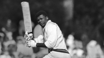 Seymour Nurse finished his career with a magnificent 258 in Christchurch in 1969