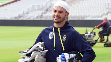 Aiden Markram is one of the contenders for the Test captaincy