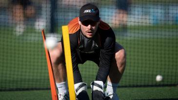 Tim Seifert at training