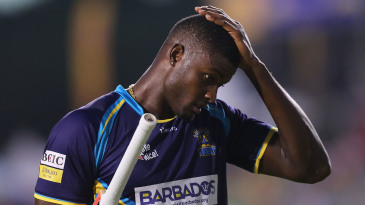 Jason Holder said that the break offered a chance to