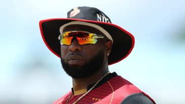 Kieron Pollard was due to play for Northamptonshire in this season's T20 Blast