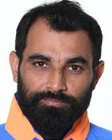 Mohammed Shami Ahmed